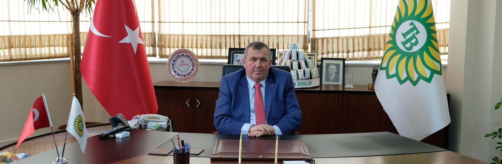 Birliğimiz Yönetim Kurulu Başkanı Ahmet Akgün, Ayçiçek Alımları Ve Fiyatlandırması İle İlgili Açıklamalarda Bulundu